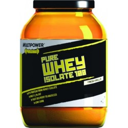 MULTIPOWER Pure Whey Isolate 100 1590g