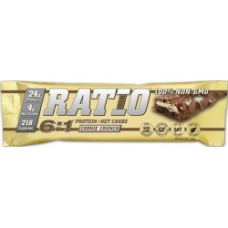 RATIO PROTEIN BARS 6:1 Cookies Crunch 58 g