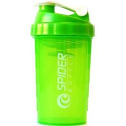 Spider Bottle Mini Neon Shaker 500 ml