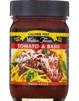 WALDEN FARMS Sos Pomidorowy z bazylią 340 g
