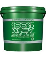 SCITEC Whey Isolate 4000 g