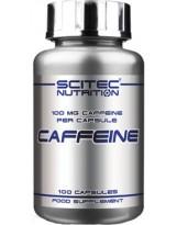 SCITEC Caffeine - Kofeina 100 kaps.