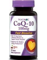 NATROL Koenzym Q10 100 mg 30 kaps.