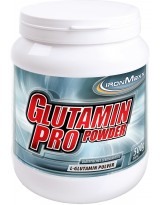 IRONMAXX Glutamina Pro Powder 500 g