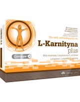 OLIMP L-Karnityna PLUS 300 mg 80 tabl.