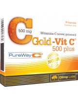 OLIMP Gold Vit C 500 30 kaps.