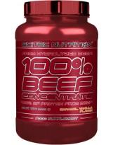 SCITEC Beef Concentrate 1000 g Czekolada