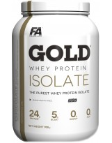 FITNESS AUTHORITY Gold Isolate 908 g