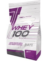 TREC Whey 100 900g chocolate