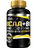 BIOTECH BCAA+B6 200 tabl.