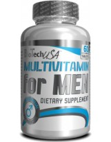 BIOTECH Men's Performance Multivitamin for Men - 60 tabl.