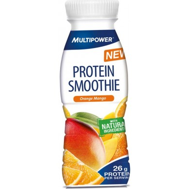 ... Protein ready to drink shakes • MULTIPOWER Protein Smoothie 330 ml