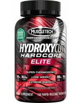 MUSCLETECH Hydroxycut Elite 180 kaps.