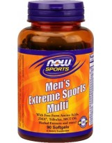 NOW FOODS Men`s Extreme Sports Multi 90 kaps.