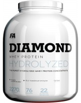 FITNESS AUTHORITY Diamond Hydrolysed Whey 2270 g Czekolada