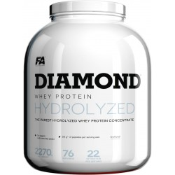 FITNESS AUTHORITY Diamond Hydrolysed Whey 2270 g