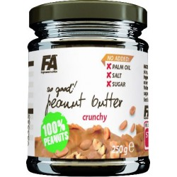 FITNESS AUTHORITY Peanut Butter 250 g