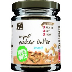 FITNESS AUTHORITY Cashew Butter 1000 g