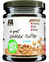 FITNESS AUTHORITY Cashew Butter 250 g