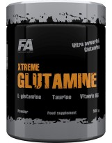 FITNESS AUTHORITY Glutamina 500 g