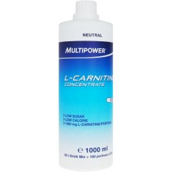 MULTIPOWER L-Carnitine Concentrate 1000 ml