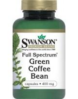 SWANSON Ekstrakt z Zielonej Kawy 400 mg 60 kaps.
