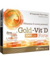 OLIMP Gold Vit D Forte 30 kaps.