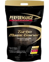 PERFORMANCE Turbo Mass Gainer 5000 g