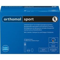 ORTHOMOL Sport 30 amp. + 30 kaps.