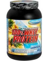 IRONMAXX 100% Whey Protein 900 g Czekolada