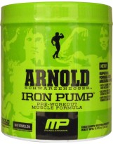MUSCLE PHARM Arnold Iron Pump 180 g