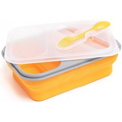 TIROSS Lunch Box Silikonowy Medium