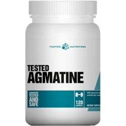 TESTED Agmantine Agmatyna 120 kaps.
