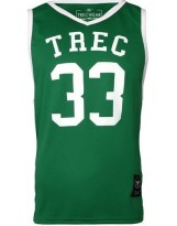 TREC WEAR Koszulka  Jersey 004 Green