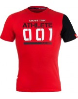 TREC WEAR T-Shirt Crosstrec 02 RED