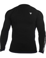 TREC WEAR Rush 002 Long Sleeve Black