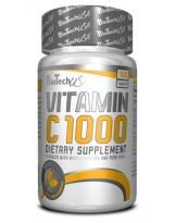 BIOTECH Witamina C 1000 mg 100 tabl.