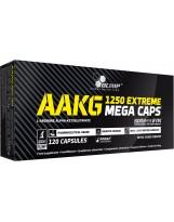 OLIMP AAKG Mega Caps 120 kaps.