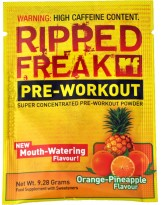 PHARMA FREAK Ripped Freak 9,28 g