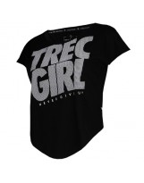 TREC WEAR top 001 Girl BLACK