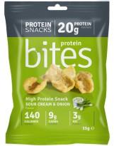NOVO EASY PROTEIN Chipsy białkowe Protein Bites 40 g
