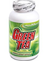 IRONMAXX Green Tea 130 kaps.