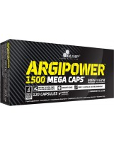 OLIMP Argi Power Mega Caps 1500 mg 120 kaps.
