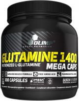 OLIMP Glutamina Mega Caps 300 kaps. 1400 mg