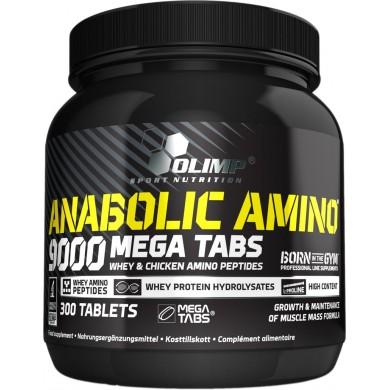 olimp anabolic amino 9000 dawkowanie