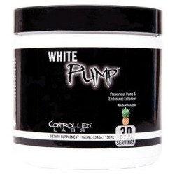 CONTROLLED LABS White Pump 5g