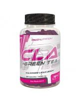 TREC CLA+Green Tea 90 kaps.