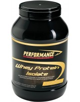 PERFORMANCE Whey Protein Isolate 2000 g