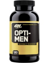 OPTIMUM OPTI-MEN 180 tablets