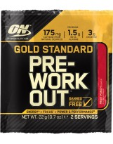 OPTIMUM Gold Standard Pre-Workout 22g